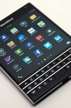 blackberry passport senegal dakar